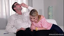 Barely Legal Teen Jemma Valentine Wants Big Fat Cock Up Her Creamy Pussy