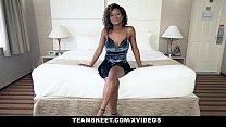 TeenyBlack - Hot Ebony Teen Lola Chanel Gets Railed in Doggy