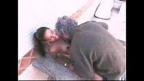 Horny Girl fucked by an old dirty man all over /100dates