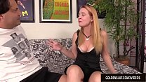 Salacious Mature Babe Sable Renae Gets a Long Dicked Popping