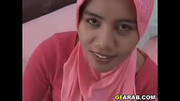 I Cum On A Cheater Arab Wife's Hijab