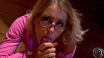 Nikki Thorne - her life is her job -- secretary