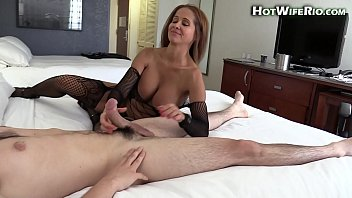 hot wife rio fucking a big cock in a hotel