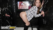 BANGBROS - Petite PAWG Remy LaCroix Takes On 4 Big Anonymous Dicks In Dank Glory Hole