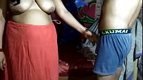 hot mature amateur married aunty standing fucking with professor in her house desi horny indian aunty in sexy saree blouse and petticoat big nipples aunty fucking and sucking cock and balls