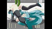 Hatsune Miku - Hacked Version Original by Zone