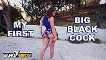 BANGBROS - PAWG Abella Danger And Her First Big Black Dick! 11 min