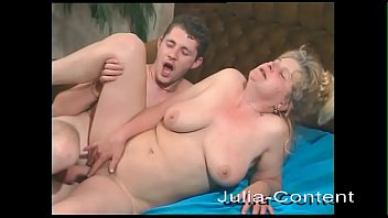 Cleaning lady makes her first amateur video