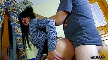 Curvy Ana Ribera got her slit toyed and ass fucked