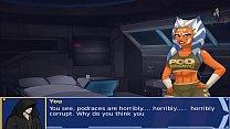 Star Wars Orange Trainer Part 19 cosplay bang hot xxx