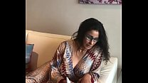 Hot moroccan milf waiting for her boss