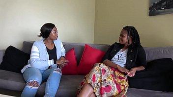 African Petite Lesbian Stepsisters