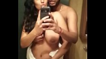 Couples enjoys after honeymoon