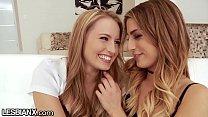 LesbianX Scarlett Sage has Her First GG Anal with Kristen Scott!