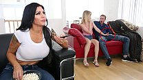 FILTHY FAMILY - Anastasia Knight Bonds With Her New Step Father Ryan McLane