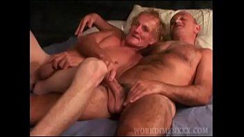 Jack and Vito suck dick