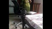 Desi Andhra big ass maid seductive