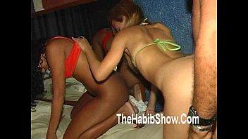 Brazilian 3-Some Orgy Part2