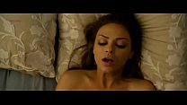 Mila Kunis Sex Scene in