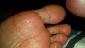 s. gf feet cumshot 3