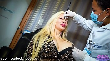 Sabrina Sabrok lips augmentation fetish