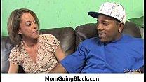Black monster fucks my moms tight pussy 29