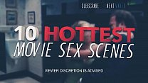 Top 10 Hollywood Sex Scene