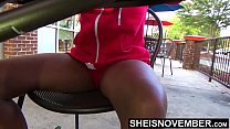 Sitting In Little Red Shorts My Light Brown Thigh Exposed Outdoor, Smooth Leg And Knee Spread Apart In Slow Motion Opening And Closing , My Cleavage Spilling Out Of A Tight Bra With My Jacket Unzipped Wearing Lip Stick Fetish Video Msnovember