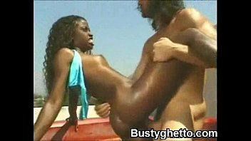 Wild Young Afro Babe Oral And Booty Pounded Outdoor