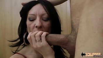 Nikita BCBG sexy en trio anal