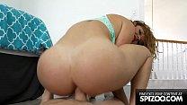 Hardcore anal with hot MILF petite, Krissy Lynn - Spizoo 11 min