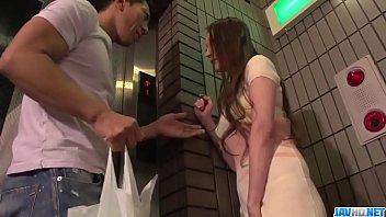 Tsubasa Takanashi makes magic with her mouth and pussy - More at 69avs com