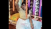 Hot Swathi naidu romantic and sexy first night short film making part-8