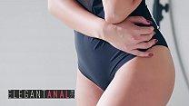 Elegant Anal - Alyssia Kent, Dean Van Damme - Full Spread - BABES
