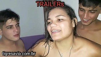 Tigresa safada transando em vários lugares em várias posições inclusive Neste vídeo tem até cena de dupla penetração tudo sem camisinha