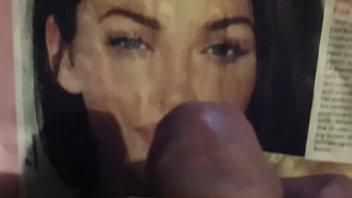 Megan Fox cum tribute