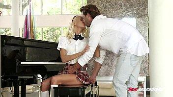 School Girl Emma Hix Loves Rough Sex