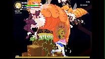 Milia Wars [Echidna Wars DX] All BOSS scenes