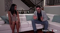 TOUGHLOVEX Vienna Black visits a sex doctor for advice 12 min
