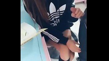 Chinese Cam Girl miss Deer - Fucks Tutor