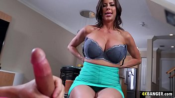 Alexis Fawx catches her Stepson watching porn