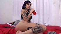 Alessa Frost Colombiana, WEB CAMER -  La mejor en Medelín.