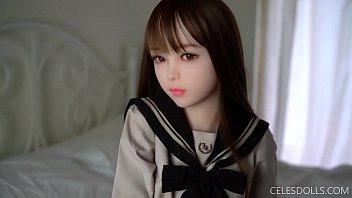 Anime curvy booty cute girl - Piper 150 Akira sex doll 56 sec