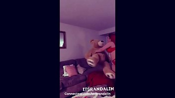 Randalin and teddy