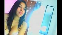 Teen latina plays on cam  www.camslut.ga