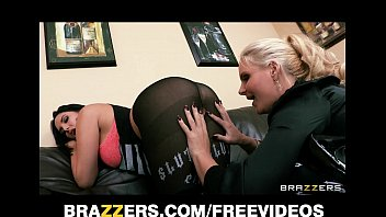 Miss Martinez has her juicy ass eaten out and fucked by Phoenix Marie