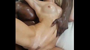 Super Interracial sex 18 sec