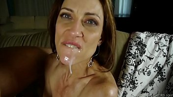Super sexy slim old spunker screwed and sprayed with spunk