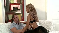Petite teen Victoria Tiffani gets her small ass stuffed with big fat cock 14 min