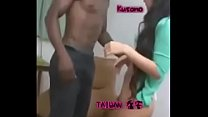 Taiwan Teen fucked by BBC first time